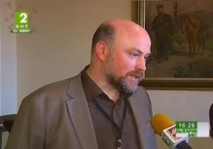 BNT interview with Karel Van Isacker